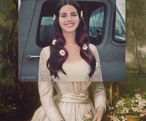 lana del rey, lust for life, and grunge image