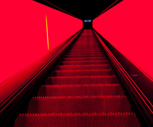 dark, life, and red image