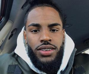 beard, braces, and lips image