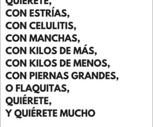 en, frases en español, and quierete image