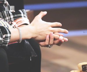 hands, parts, and got7 image