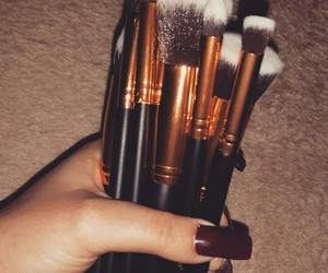 baby, Brushes, and goals image