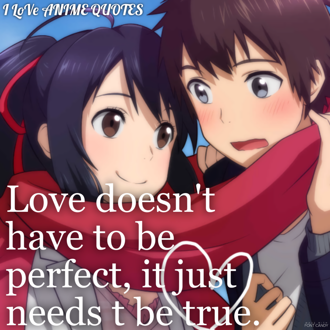 Anime Quotes About Friendship 593 Images About Anime On We Heart It  See More About Anime Gif