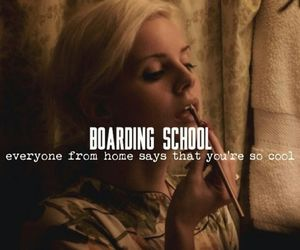 boarding school, cool, and indie image