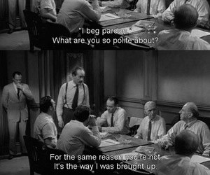 classic movie, 12 angry men, and funny image