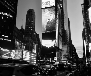 art, city, and times square image