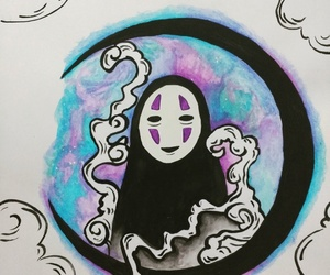 anime, art, and no face image