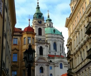 city, czech republic, and europe image