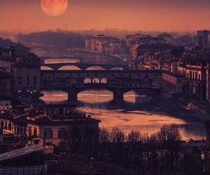 travel, florence, and italy image