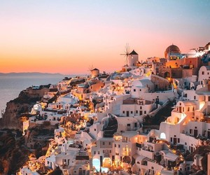 Greece, travel, and world image