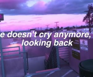 aesthetic, purple, and song image