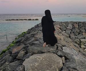 back, breathe, and hijab image