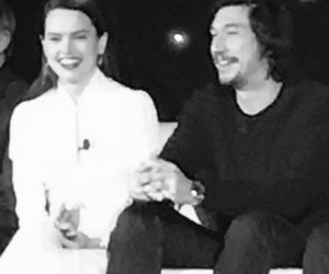 star wars, love, and adam driver image
