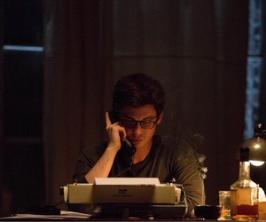 aesthetic, glasses, and type writer image