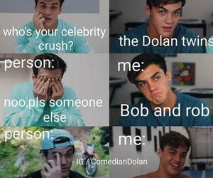 twins, dolan, and dolan twins image
