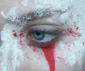 aesthetic, blue eye, and blue eyes image