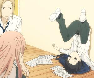 anime, funny, and tanaka kun wa itsumo image