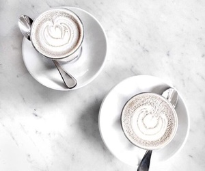 aesthetic, latte, and food&drinks image
