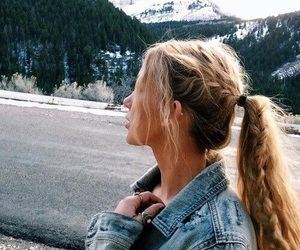 hair, braid, and travel image