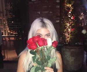 rose, kelsey calemine, and fatherkels image