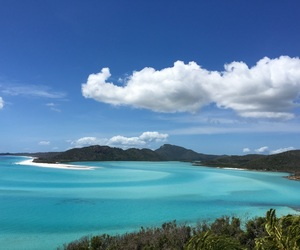 australia, beach, and blue water image