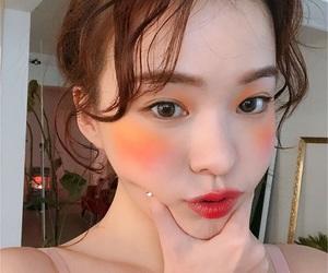 makeup, ulzzang, and girl image