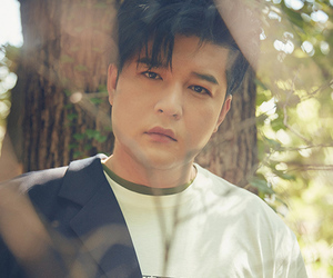 colorful, superjunior, and shindong image