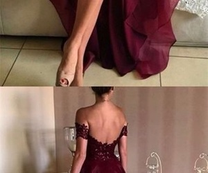 dress, style, and graduation image
