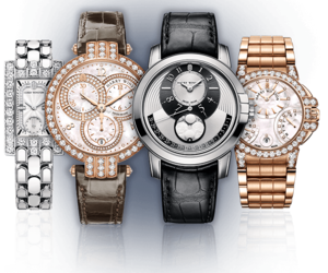 selling, watches, and harry winston image