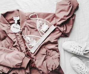 bralette, chic, and fashion image