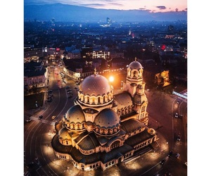 beauty, bulgaria, and cathedral image