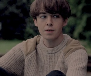james, alex lawther, and netflix image