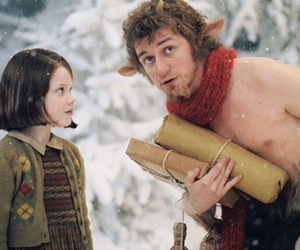 narnia and Lucy image