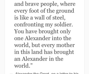 Afghanistan, alexander the great, and Letter image