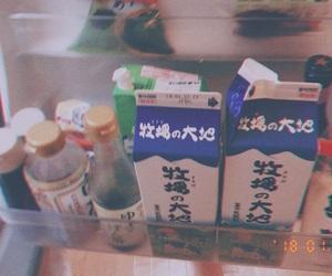 japan, milk, and 日本 image
