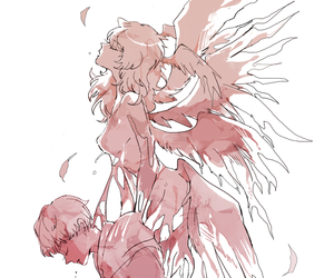 anime, ryo, and devilman image