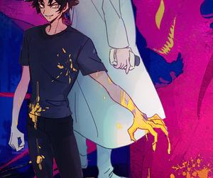 akira, anime, and miki image