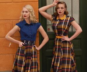 50s, aesthetic, and fashion image