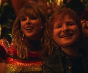 ed, Swift, and taylor image