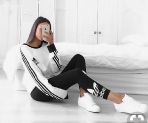 adidas and clothes image