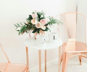 decorations, fashion, and rose gold image