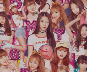 miracle, pink ocean, and oh my girl image
