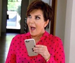 meme, kardashian, and kris jenner image