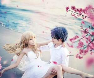 kaori miyazono and arima kousei image