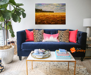 artlover, paintings online, and acrylic on canvas image