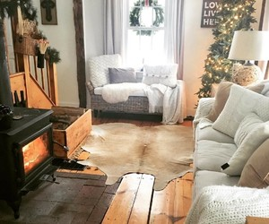 cabin, country living, and home decor image