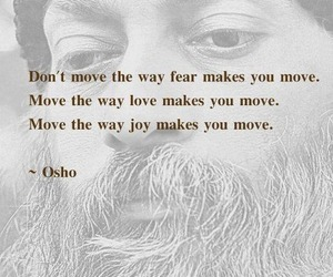 quotes; osho image