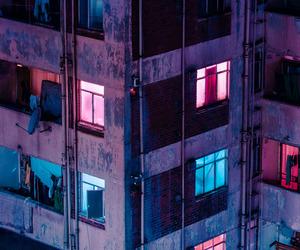 architecture, night, and joburg image