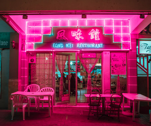 light, china, and chinatown image