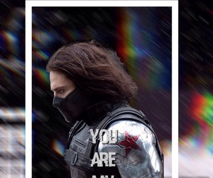 iphone, wallpaper, and bucky barnes image